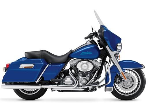 Harley Davidson FLHT Electra Glide Standard - Foto 2 di 6