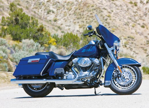 Harley Davidson FLHT Electra Glide Standard - Foto 6 di 6