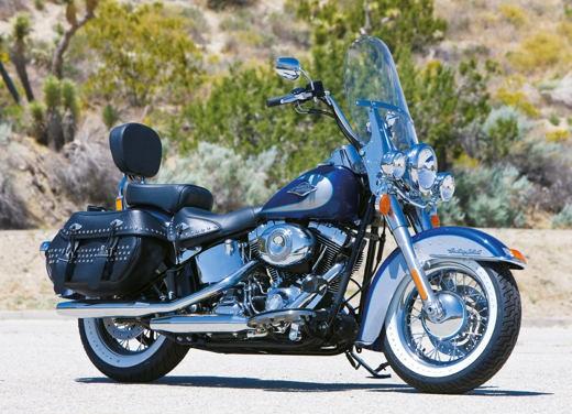 Harley Davidson FLSTC Heritage Softail Classic - Foto 2 di 7
