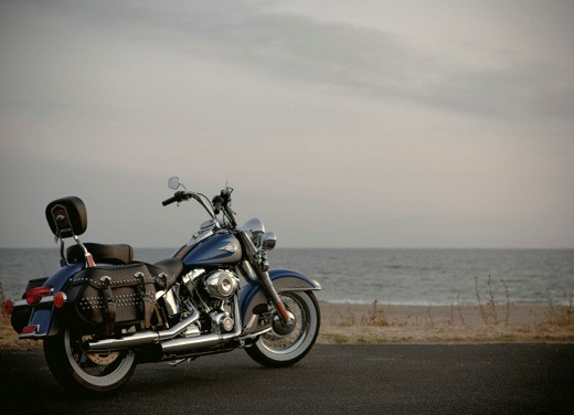 Harley Davidson FLSTC Heritage Softail Classic - Foto 3 di 7