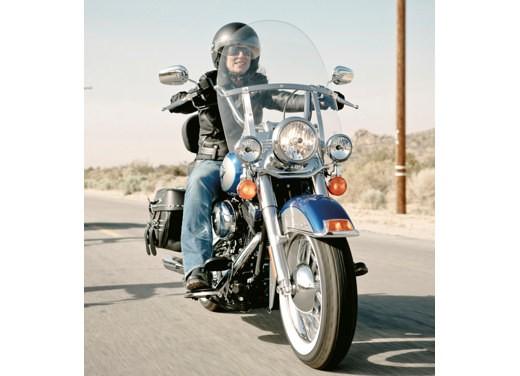 Harley Davidson FLSTC Heritage Softail Classic - Foto 6 di 7