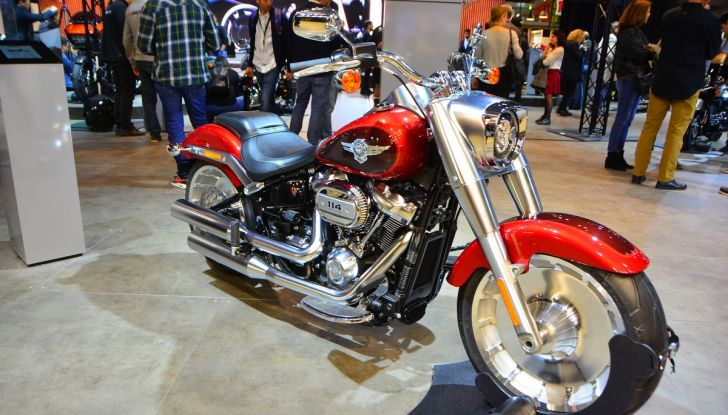 Harley Davidson rinnova Softail e Touring - Foto 1 di 37