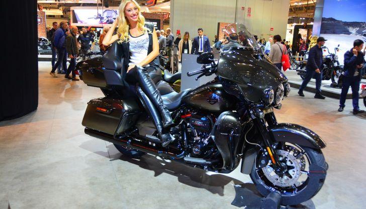 Harley Davidson rinnova Softail e Touring - Foto 10 di 37