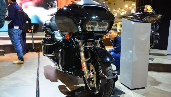 Harley Davidson rinnova Softail e Touring - Foto 11 di 37