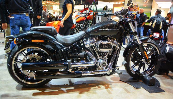 Harley Davidson rinnova Softail e Touring - Foto 14 di 37