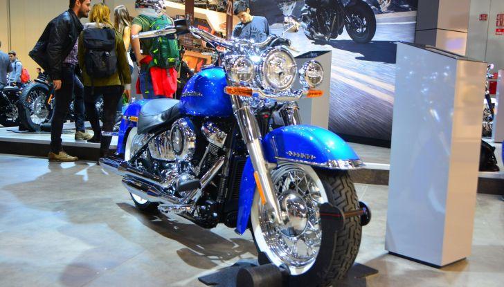 Harley Davidson rinnova Softail e Touring - Foto 2 di 37