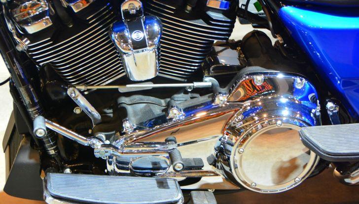 Harley Davidson rinnova Softail e Touring - Foto 24 di 37