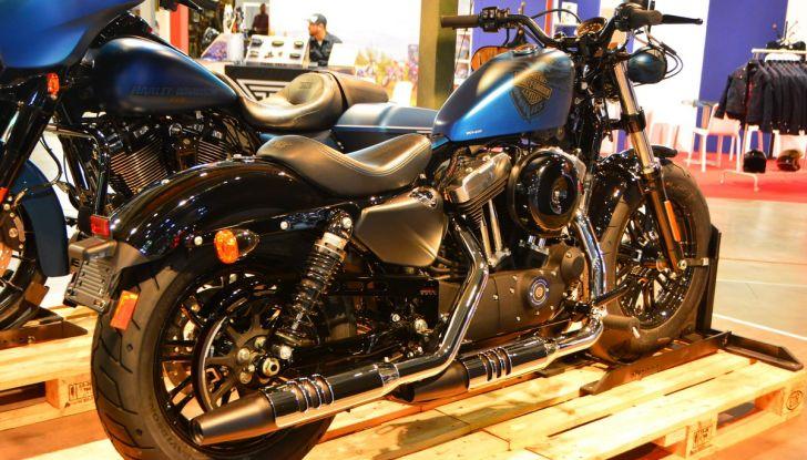 Harley Davidson rinnova Softail e Touring - Foto 26 di 37