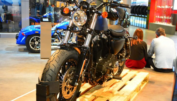 Harley Davidson rinnova Softail e Touring - Foto 27 di 37