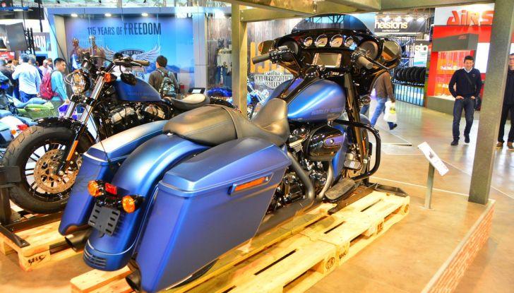 Harley Davidson rinnova Softail e Touring - Foto 29 di 37