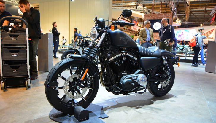 Harley Davidson rinnova Softail e Touring - Foto 3 di 37