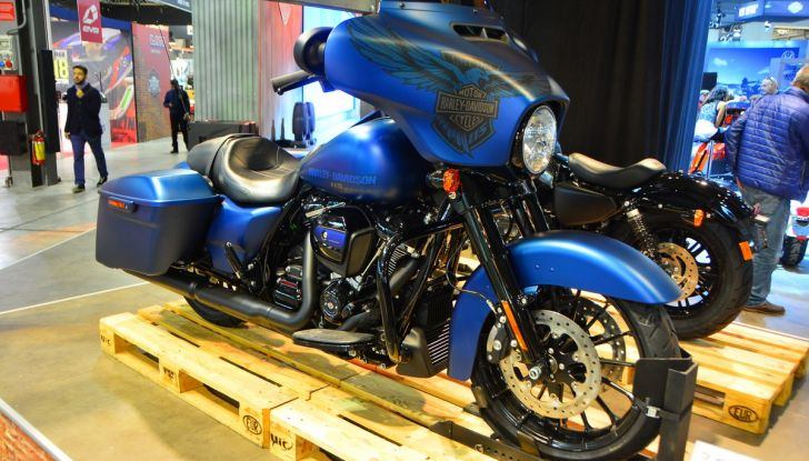 Harley Davidson rinnova Softail e Touring - Foto 31 di 37