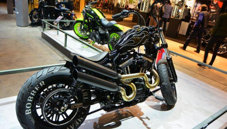 Harley Davidson rinnova Softail e Touring - Foto 34 di 37