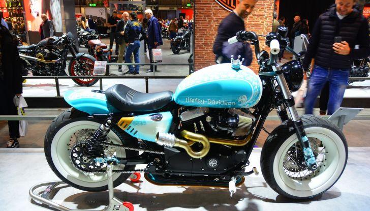 Harley Davidson rinnova Softail e Touring - Foto 36 di 37