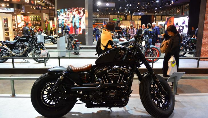 Harley Davidson rinnova Softail e Touring - Foto 37 di 37
