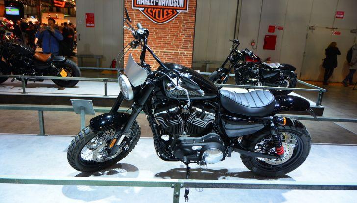 Harley Davidson rinnova Softail e Touring - Foto 5 di 37