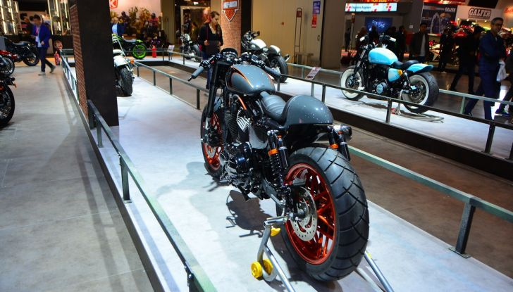 Harley Davidson rinnova Softail e Touring - Foto 6 di 37