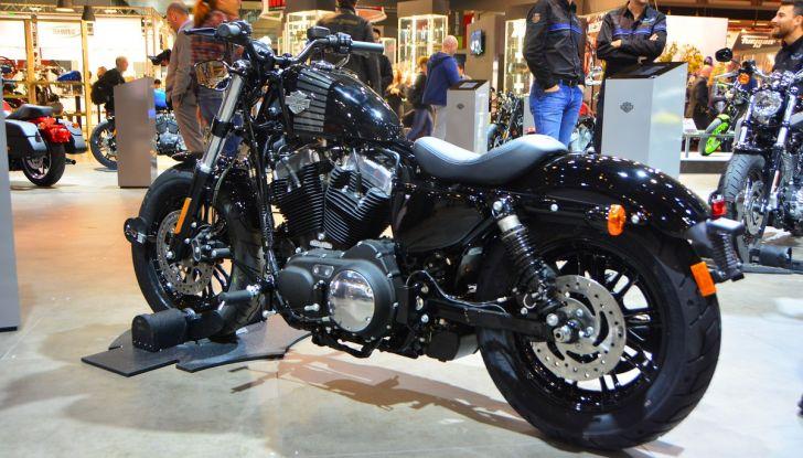 Harley Davidson rinnova Softail e Touring - Foto 7 di 37