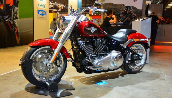 Harley Davidson rinnova Softail e Touring - Foto 9 di 37