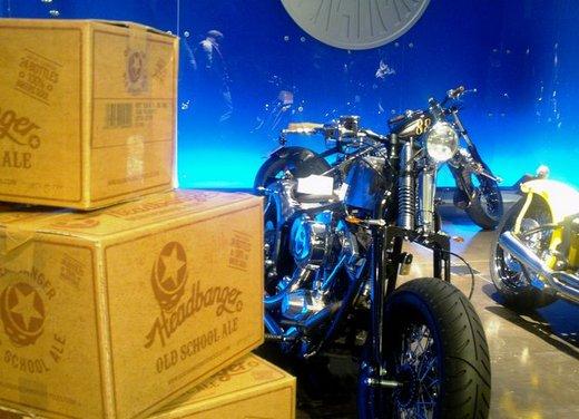 Birra Headbanger: dal low ride al low drink