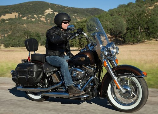 Harley-Davidson festeggia i suoi 110 anni alla European Bike Week 2012 - Foto 15 di 36