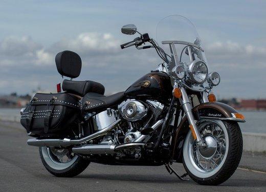 Harley-Davidson festeggia i suoi 110 anni alla European Bike Week 2012 - Foto 16 di 36
