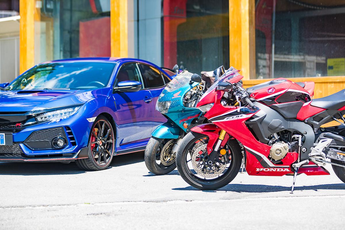 Test Ride Honda CBR 1000RR Fireblade 2018: veloce, facile e tecnologica - Foto 2 di 17
