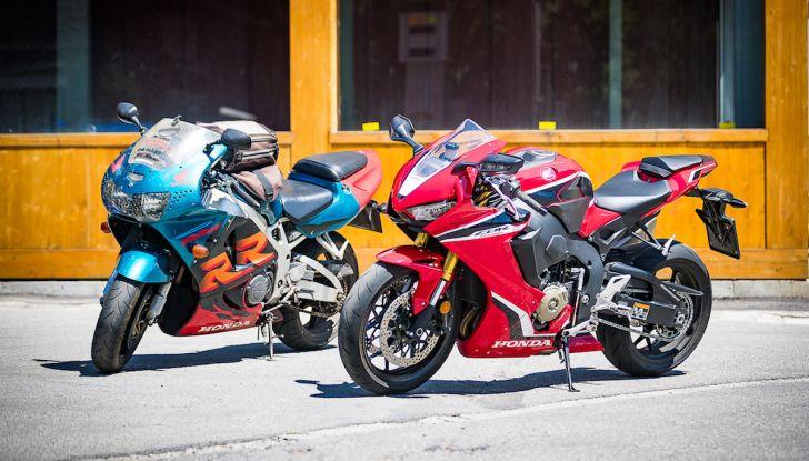 Test Ride Honda CBR 1000RR Fireblade 2018: veloce, facile e tecnologica - Foto 1 di 17