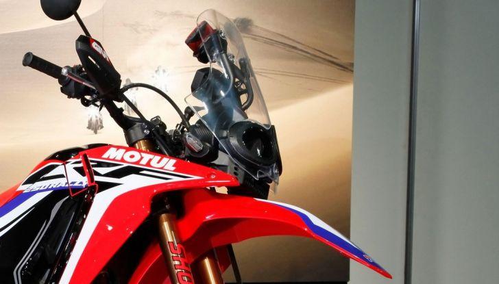 Honda CRF 250 Rally - Foto 3 di 5