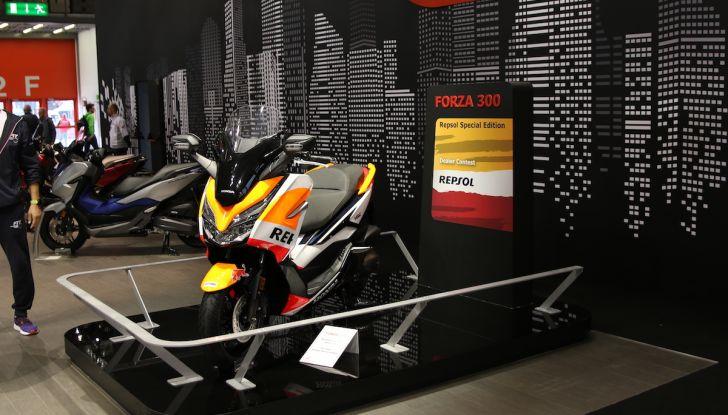 Tutte le novità Honda moto 2018 e 2019 a EICMA - Foto 2 di 16