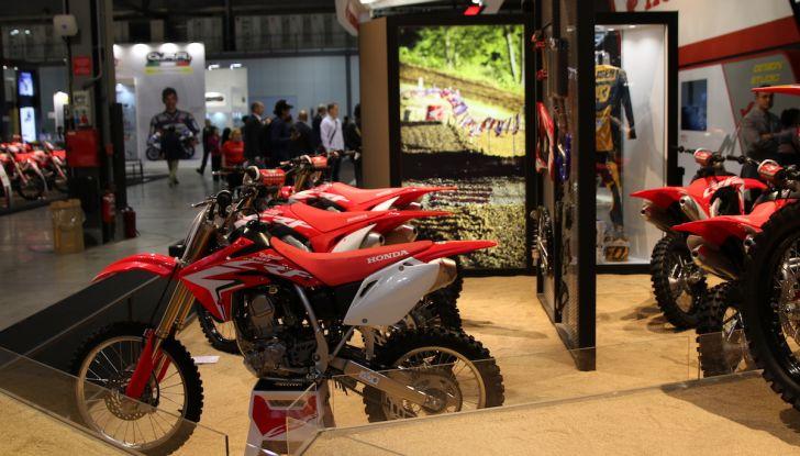 Tutte le novità Honda moto 2018 e 2019 a EICMA - Foto 10 di 16