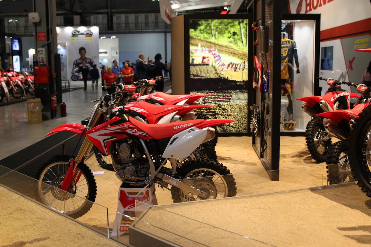 Tutte le novità Honda moto 2018 e 2019 a EICMA - Foto 11 di 16