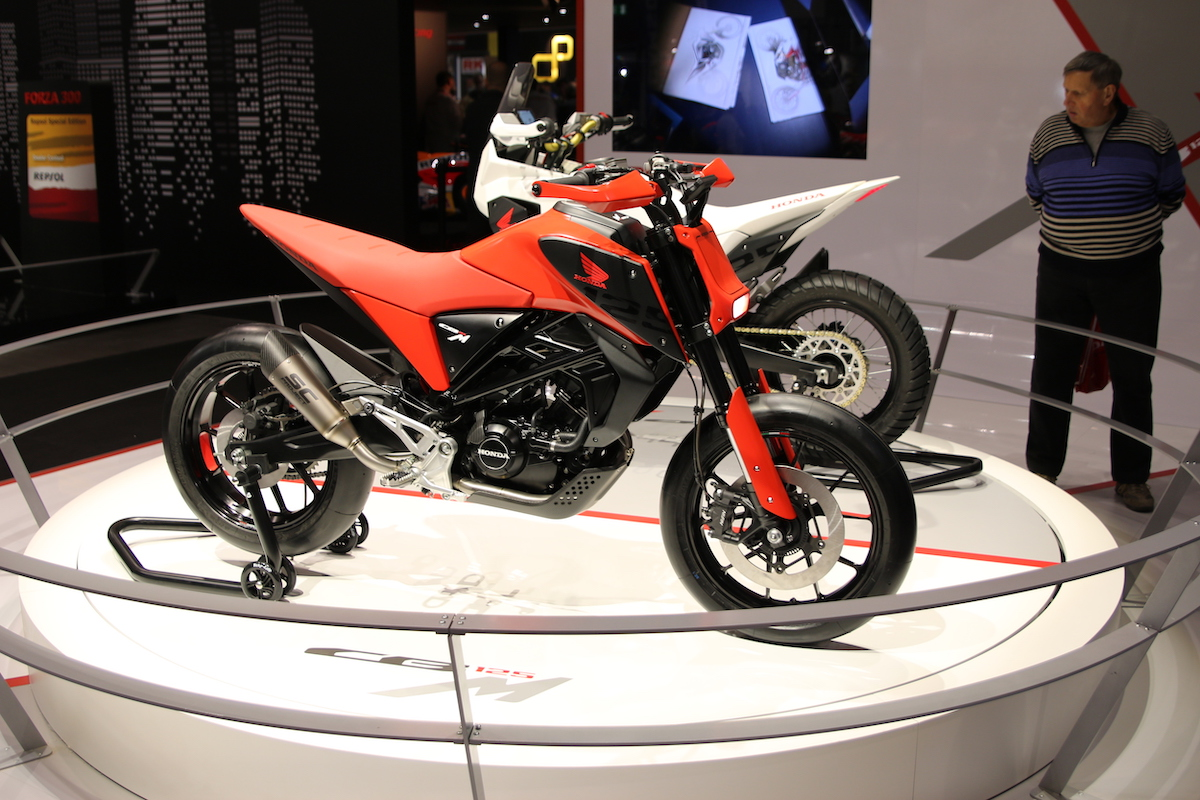Tutte le novità Honda moto 2018 e 2019 a EICMA - Foto 12 di 16
