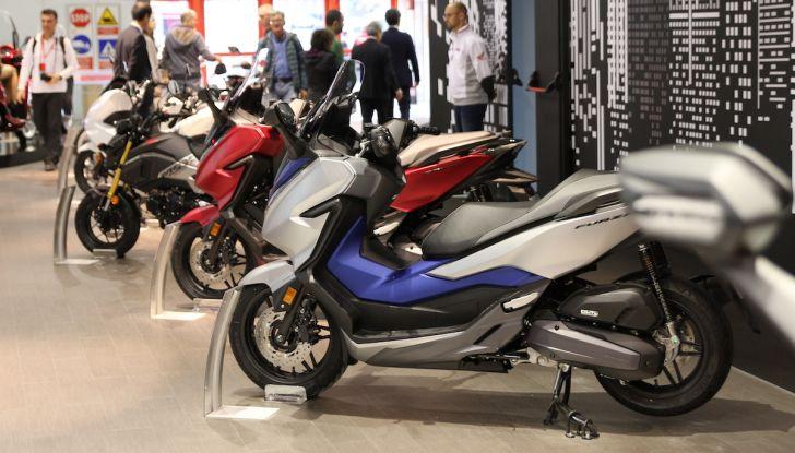 Tutte le novità Honda moto 2018 e 2019 a EICMA - Foto 13 di 16
