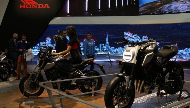 Tutte le novità Honda moto 2018 e 2019 a EICMA - Foto 15 di 16