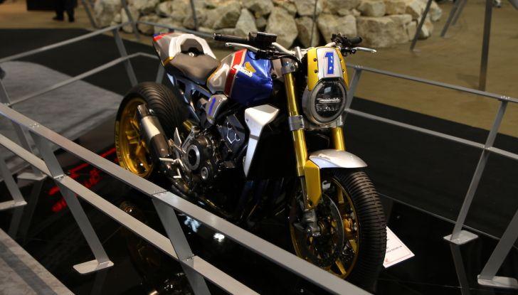 Tutte le novità Honda moto 2018 e 2019 a EICMA - Foto 16 di 16