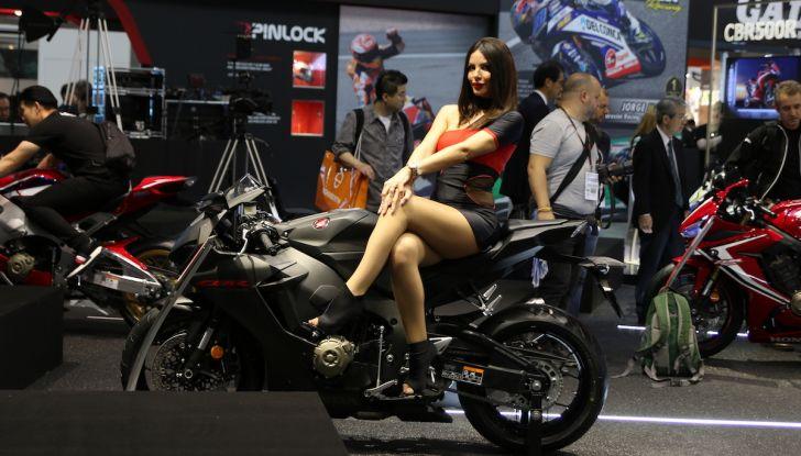 Tutte le novità Honda moto 2018 e 2019 a EICMA - Foto 3 di 16