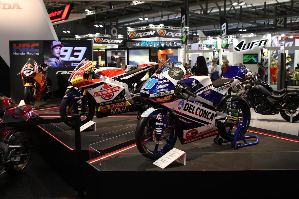 Tutte le novità Honda moto 2018 e 2019 a EICMA - Foto 5 di 16