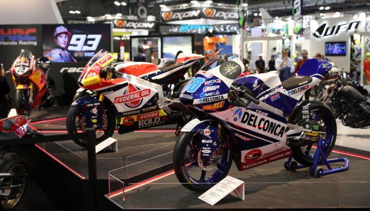 Tutte le novità Honda moto 2018 e 2019 a EICMA - Foto 1 di 16