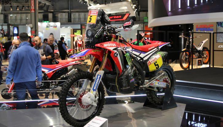 Tutte le novità Honda moto 2018 e 2019 a EICMA - Foto 6 di 16