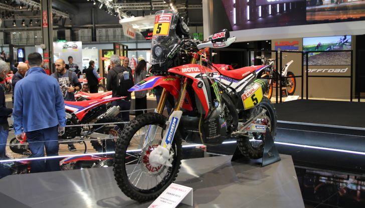Tutte le novità Honda moto 2018 e 2019 a EICMA - Foto 7 di 16