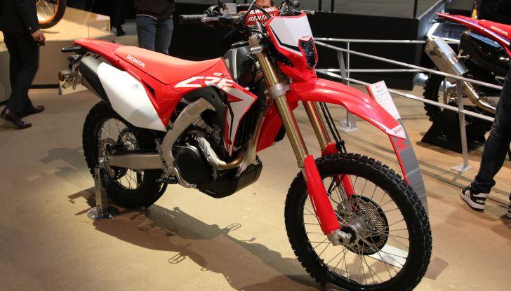 Tutte le novità Honda moto 2018 e 2019 a EICMA - Foto 8 di 16