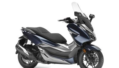 Honda Forza 300 2018, lo scooter cittadino si rinnova con un tocco premium