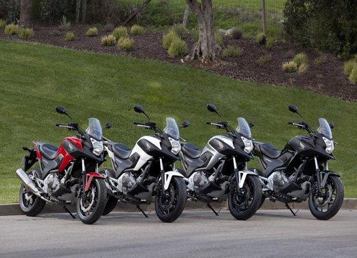 Honda NC700X: intelligenza e convenienza su due ruote - Foto 3 di 15