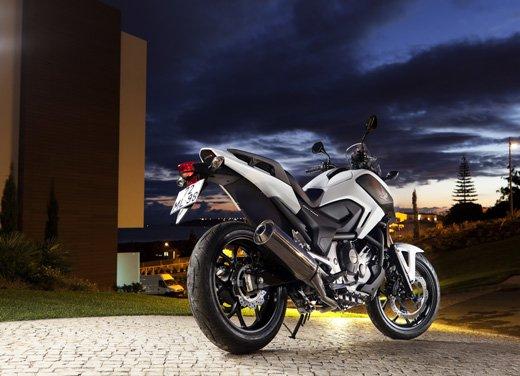 Honda NC700X: intelligenza e convenienza su due ruote - Foto 13 di 15