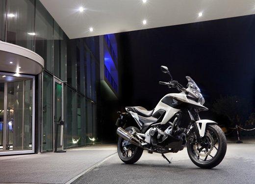 Honda NC700X: intelligenza e convenienza su due ruote - Foto 14 di 15
