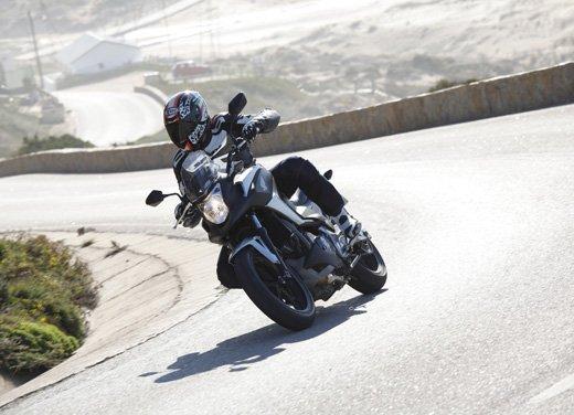 Honda NC700X: intelligenza e convenienza su due ruote - Foto 4 di 15