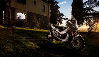 Honda presenta l'Integra X-ADV ad EICMA 2016