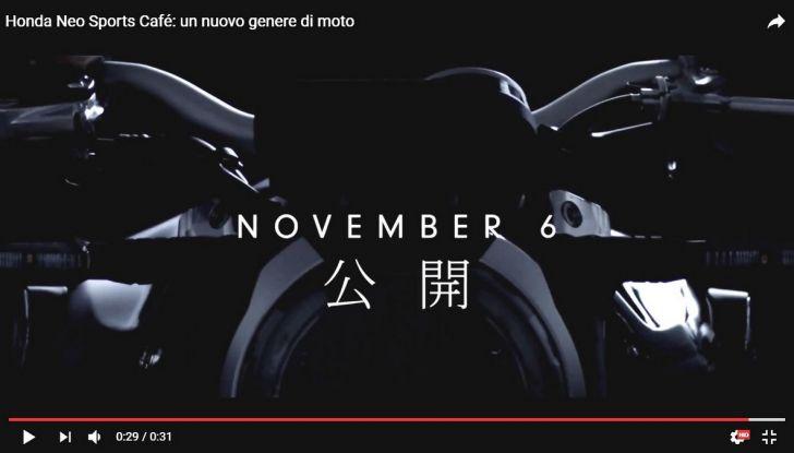 Honda Projects Neo Sports Café - Foto 5 di 5