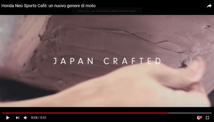 Honda Projects Neo Sports Café - Foto 3 di 5